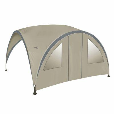 Bo-Garden Tenda Laterale Porta per Padiglione Grande Beige 4472220