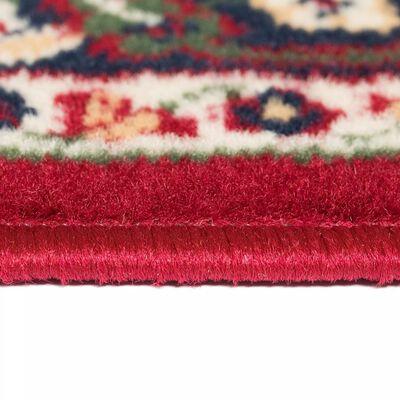 vidaXL Tappeto Orientale 80x150 cm Rosso/Beige