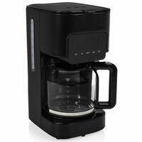 Princess Macchinetta per il Caffè Deluxe Black Steel 1,5L 900W Nera