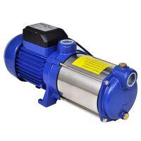 Pompa a getto 1300 W 5100 L/h blu