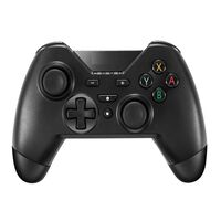 Controller portatile per Nintendo Switch - wireless - nero