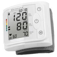 Medisana Monitor della Pressione Sanguigna da Polso BW 320 Bianco