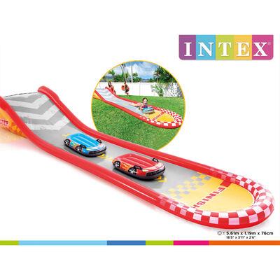 Intex Scivolo d'Acqua Racing Fun 561x119x76 cm