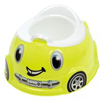 Safety 1st Vasino a Macchinina Fast and Finished Giallo Lime 32110143
