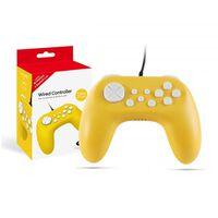 Controller cablato Nintendo Switch / Switch Lite - giallo