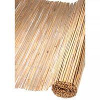 Nature Recinzione Frangivento in Bambù 1x5 m