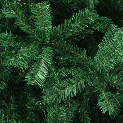 vidaXL Albero di Natale Artificiale 300 cm Verde