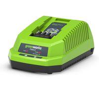 Greenworks Caricabatterie con VDE 40 V 2 A