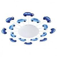 EGLO Wall/Ceiling Lamp VIKI 1 Blue 92146