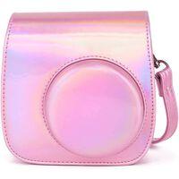 Borsa per fotocamera per Instax Mini 11 - rosa