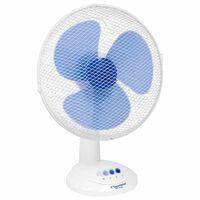 Bestron Ventilatore da Tavolo 35 cm Bianco DDF35W