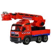 Polesie Camion dei Pompieri Giocattolo Volvo Rosso