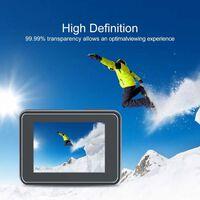 Kit accessori GoPro 5/6/7 Black: protezione per lo schermo, copriobiet