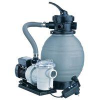 Ubbink 7504641 Set Filtro per la piscina con pompa inclusa TP 25