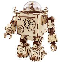 Robotime Kit Carillon Fai-da-te Modello Steampunk Orpheus