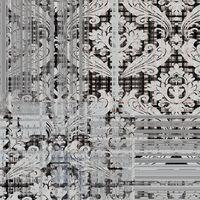 HOMEMANIA Tappeto Stampato Gray Lily
