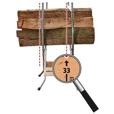wolfcraft Cavalletto da Taglio SB 60 100 kg 5119000
