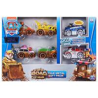 Paw Patrol Set Auto Giocattolo True Metal 6 pz
