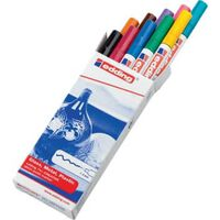 edding Pennarelli a Tinte Lucide 10 pz Multicolore