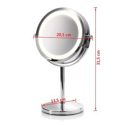 Medisana Specchio CM 840 2-in-1 illuminato per uso cosmetico