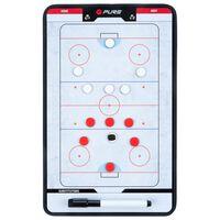 Pure2Improve Tabella Risultati Hockey su Ghiaccio 35x22 cm P2I100640