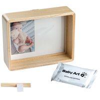 Baby Art Cornice per Stampa in Legno Naturale