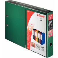 Esselte File ad Arco con Leva 5 pz Verde 75 mm