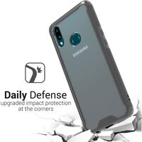 Custodia per cellulare resistente agli urti Samsung Galaxy A10S - tras
