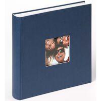 Walther Design Album Fotografico Fun 30x30 cm Blu 100 Pagine