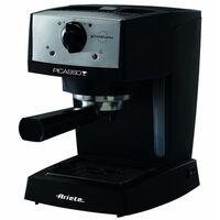 Ariete Macchina per Caffè Espresso Picasso Cialdissima 850 W Nero