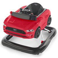 Bright Starts Girello per Bambini 3-in-1 Ford Mustang Rosso
