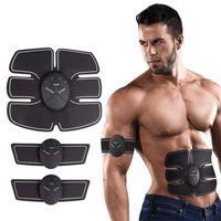Stimolatore muscolare a batteria per muscoli addominali, braccia / gam