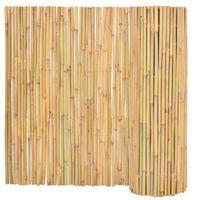 vidaXL Recinzione in Bambù 300x100 cm