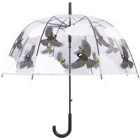 Esschert Design Ombrello 81 cm con Disegno Uccelli TP274