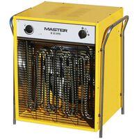 Master Generatore Aria Calda Ventilatore B22EPB 2400 m?/h