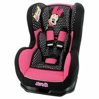 Disney Seggiolino Auto per Bambini Cosmo SP Minnie Gruppo 0+1 Rosa