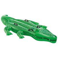 Intex Alligatore Gigante Galleggiante Cavalcabile 203x114 cm