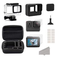 Kit di accessori per GoPro Hero 5/6/7 incl. Borsa