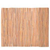 vidaXL Recinzione in Bambù 100x400 cm