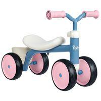 Smoby Bicicletta Cavalcabile Rookie Blu Rosa