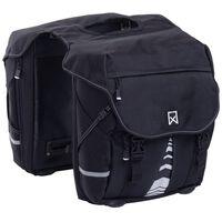 Willex Borse Laterali da Bicicletta XL 1200 50 L Nere 13611