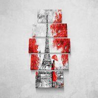HOMEMANIA Quadro Tour Eiffel