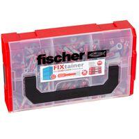 Fischer Set di Tasselli FIXtainer DUOPOWER 210 pz
