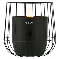 Cosi Lanterna a Gas Cosiscoop Basket Nera