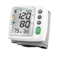 Medisana Misuratore Pressione Arteriosa da Polso BW 315 Bianco 51072