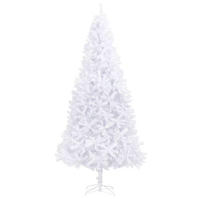 vidaXL Albero di Natale Artificiale 300 cm Bianco
