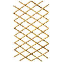 Nature Pergolato da Giardino 70x180 cm Bambù 6040721