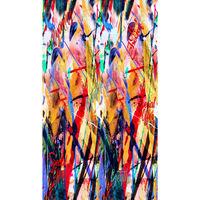 HOMEMANIA Tappeto Stampato Crayon 1