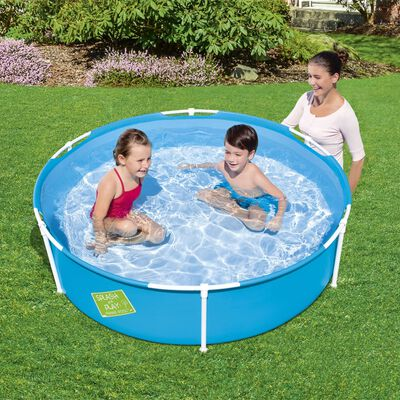 Bestway Piscina My First Frame Pool 152 cm