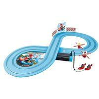 Carrera Set FIRST Slot Car e Pista Elettrica Nintendo Mario Kart 1:50